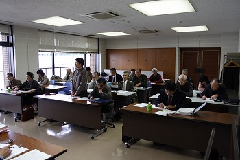 後期高齢者医療広域連合との懇談(3月27日)