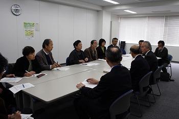 協会けんぽ愛知支部要請(2月25日)